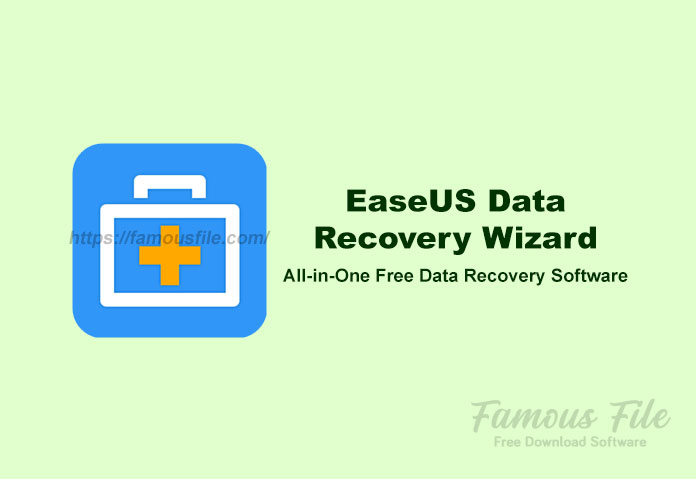 EaseUS Data Recovery Wizard for Windows
