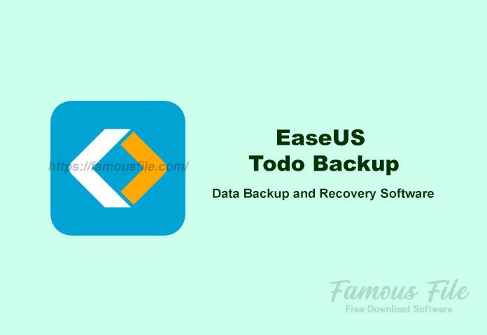 EaseUS Todo Backup for Windows