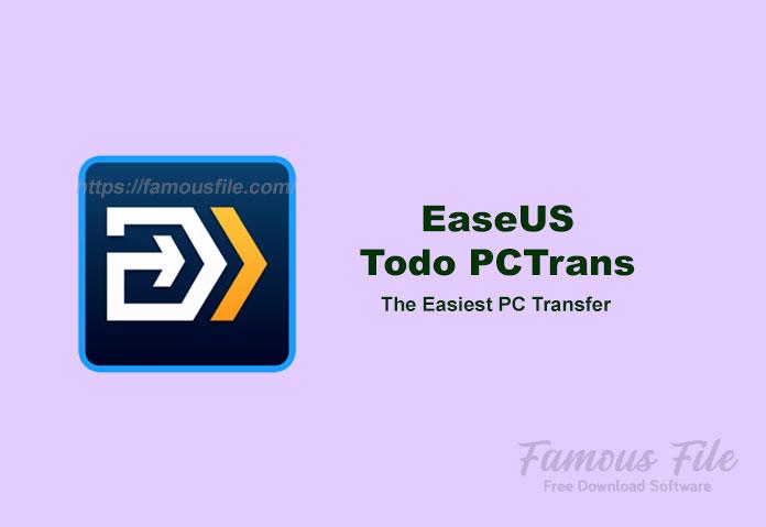 EaseUS Todo PCTrans for Windows