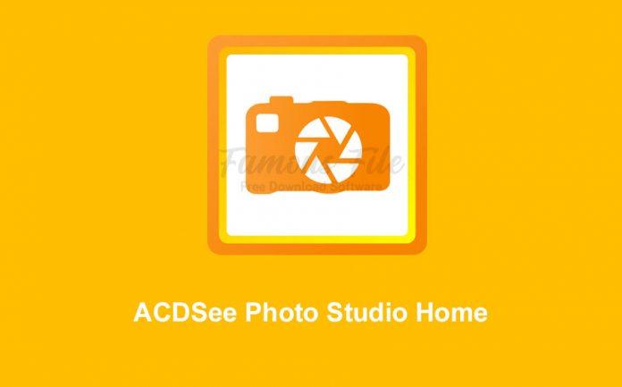 ACDSee Photo Studio Home