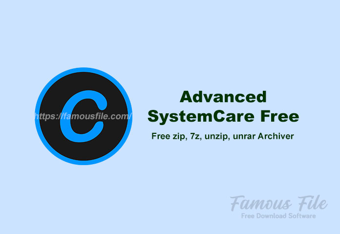 Advanced SystemCare Free for Windows