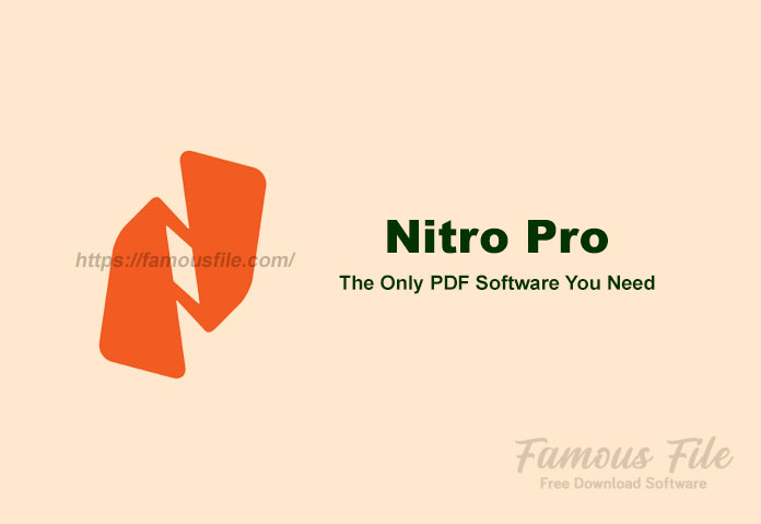 Nitro Pro for Windows