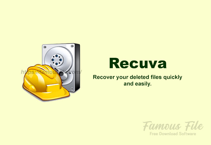 Recuva for Windows
