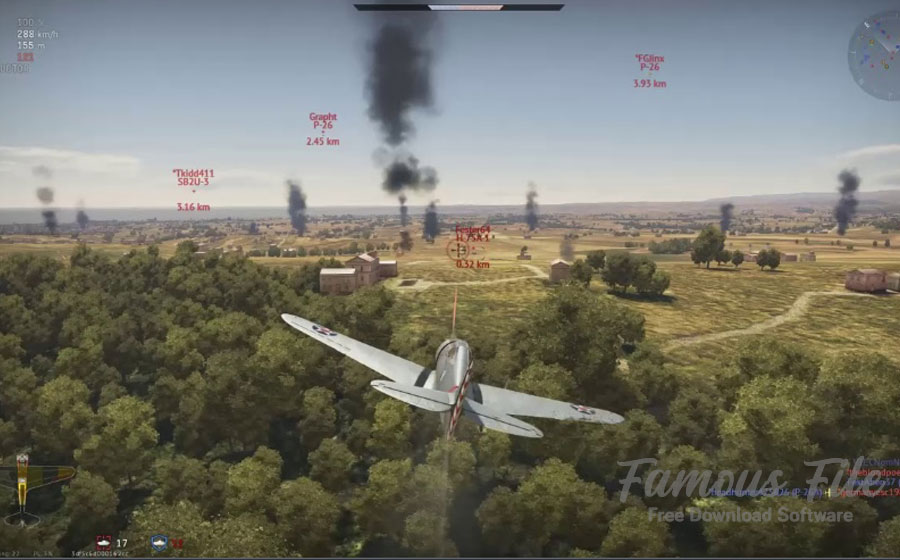 Download War Thunder for Windows