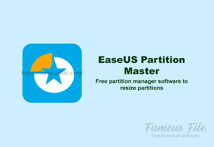 EaseUS Partition Master for Windows
