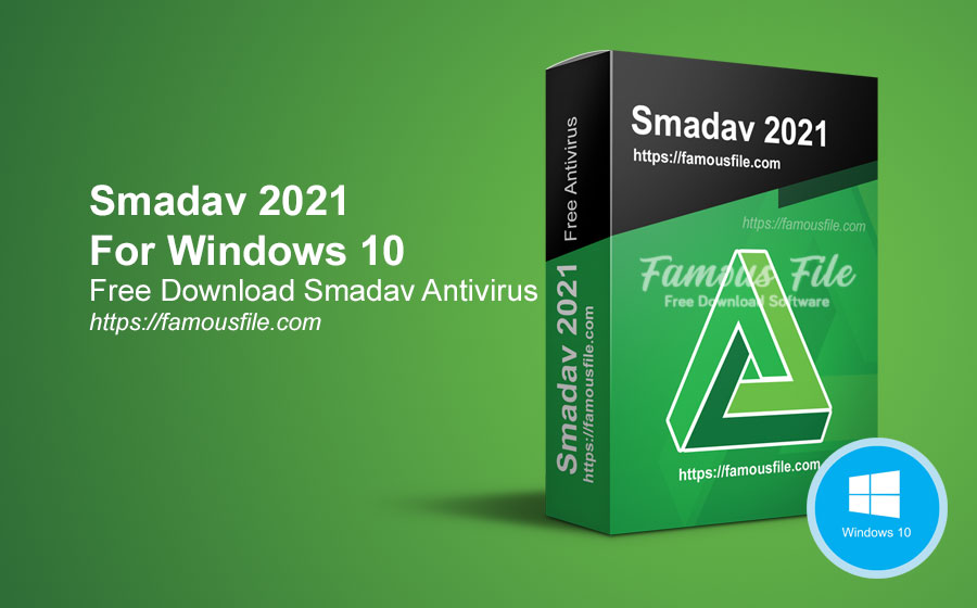 Smadav 2021 For Windows 10