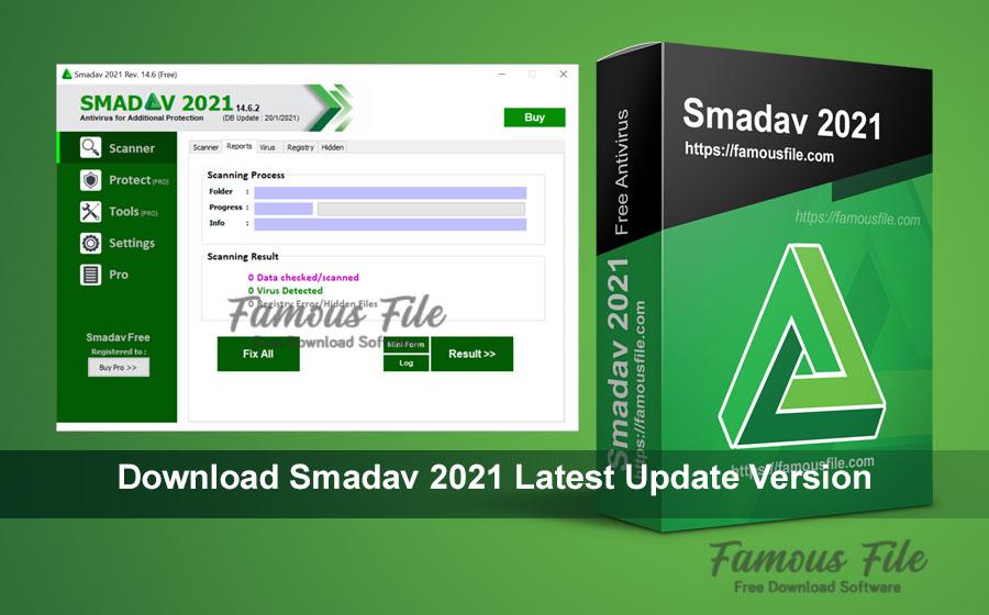 Download Smadav 2021 Latest Update Version