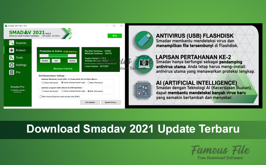 Download Smadav 2021 Update Terbaru