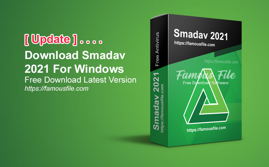 Download Smadav 2021 for Windows Latest Update