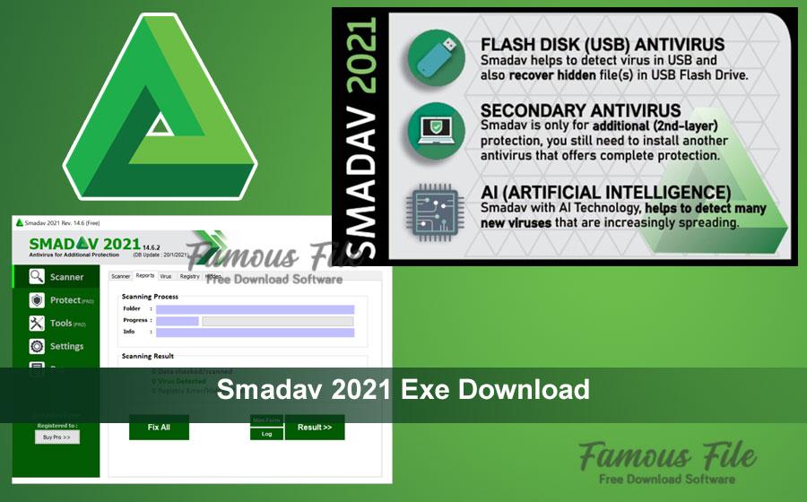Smadav 2021 Exe Free Download