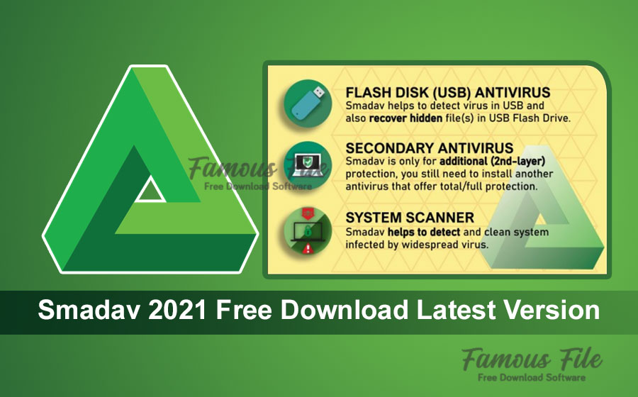 Smadav 2021 Free Download Latest Version