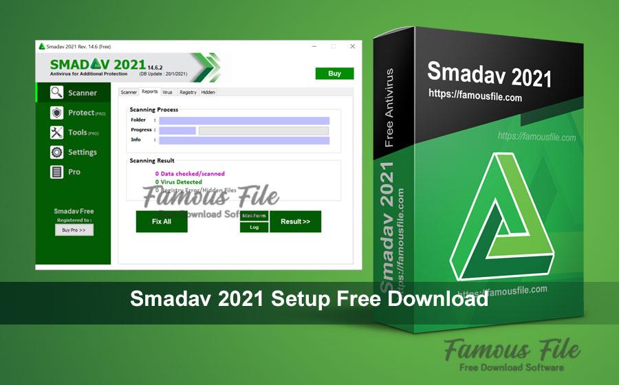 Smadav 2021 Setup Free Download