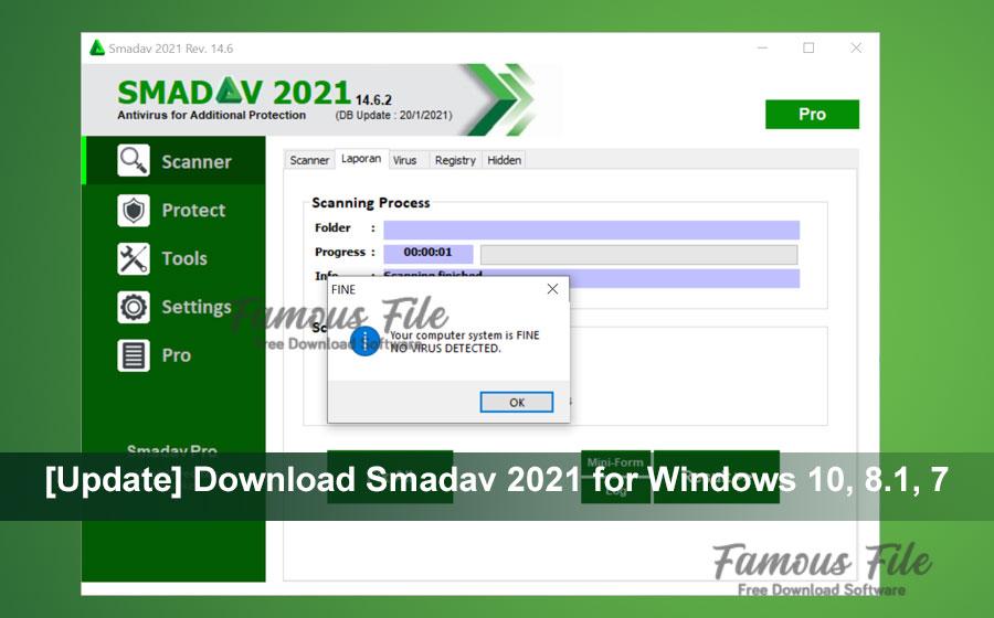 Download Smadav 2021 for Windows 10, 8.1, 7